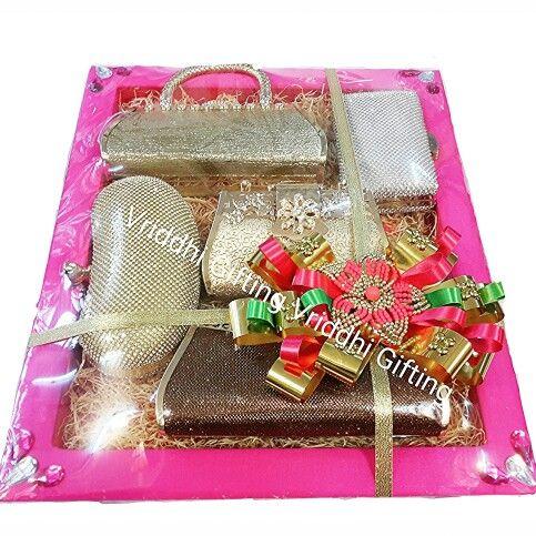 Indian Wedding Trousseau Gift Packing Wedding Gift Pack Wedding Gifts Packaging Wedding Gift Wrapping