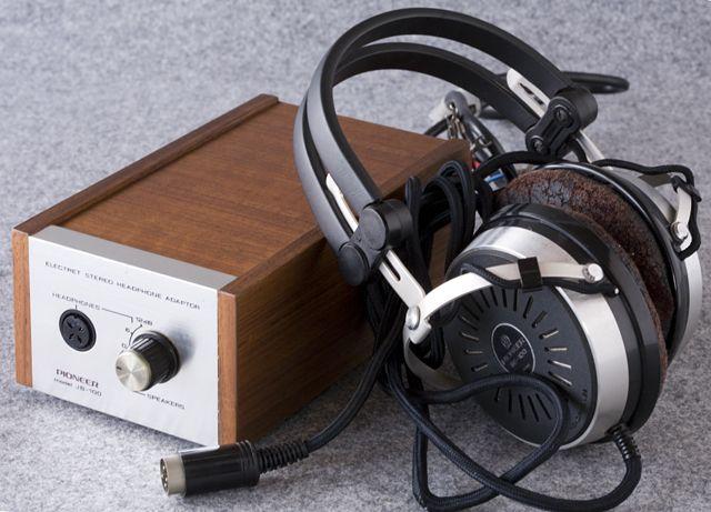 Pin On Vintage Headphone