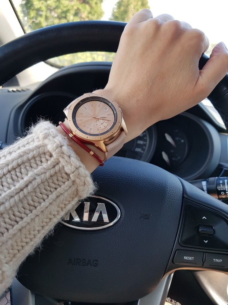 Samsung Galaxy Watch Rose Gold Jewelry In 2019 Rose Gold Watches