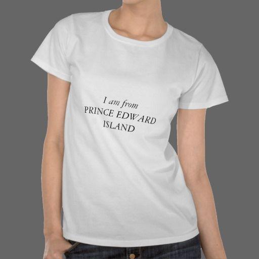 Prince Edward Island Tshirts