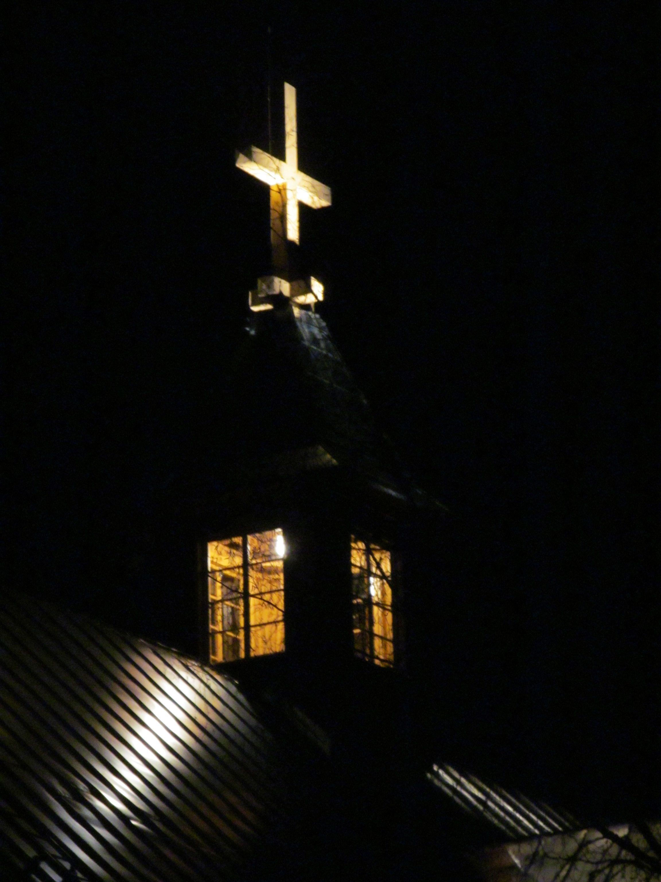Kirkonkylän maamerkki