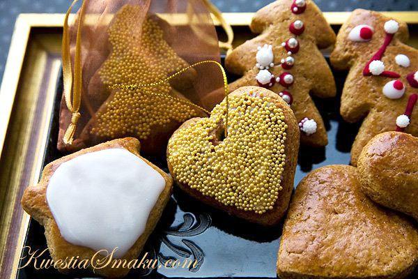 Pierniczki Ciasteczka Pinterest Christmas Baking Yum