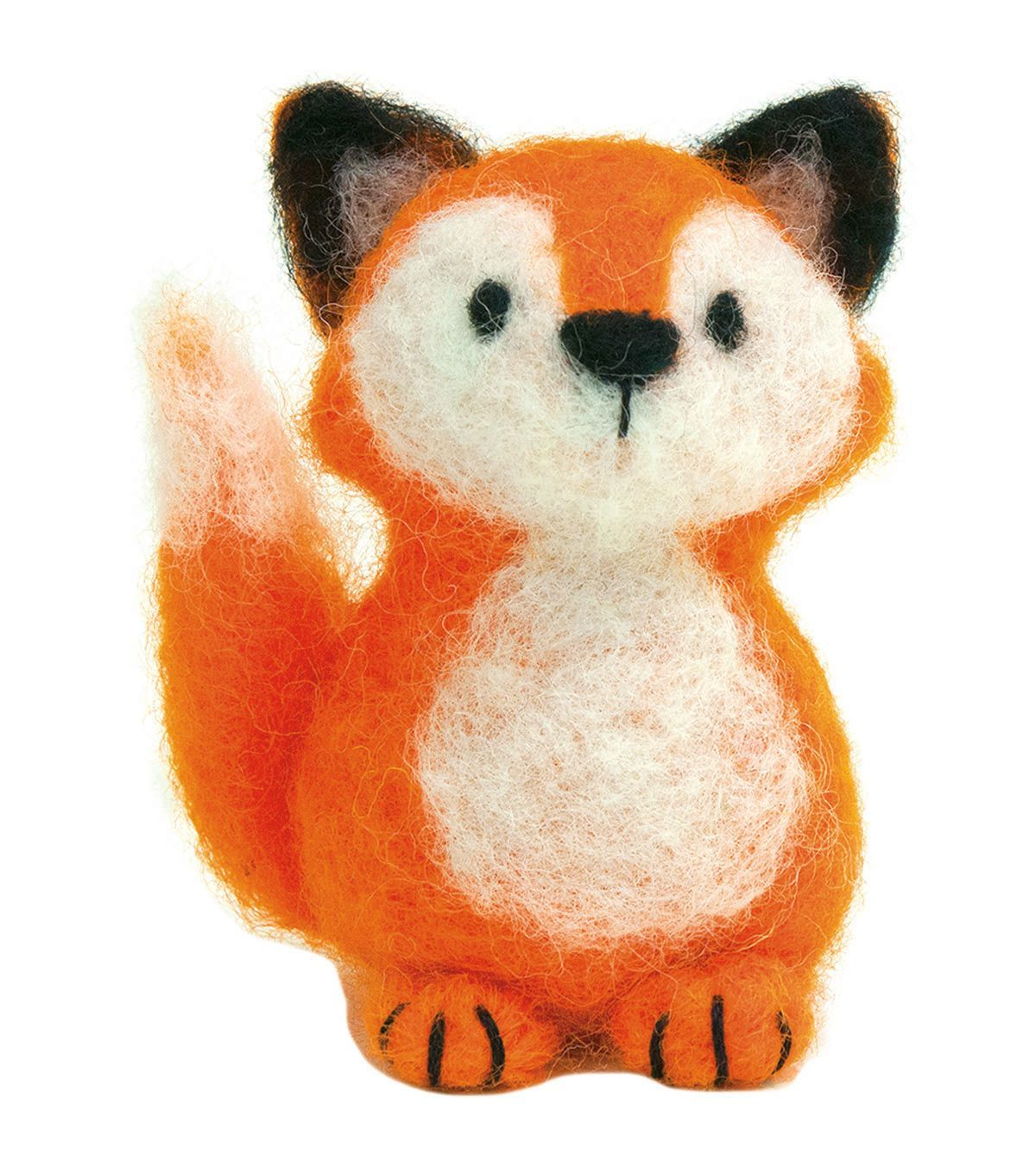 Feltworks Felting Kit-Fox