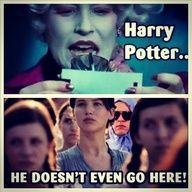 HAHAHAHAA, Harry Potter and Mean Girls