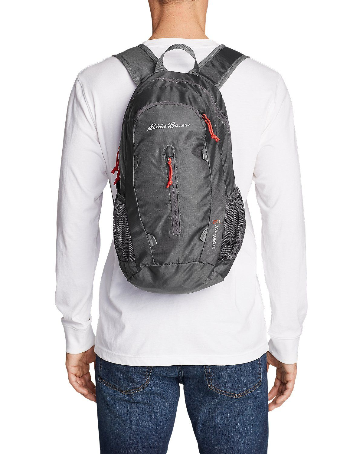 Stowaway Packable 20l Daypack Eddie Bauer North Face Backpack