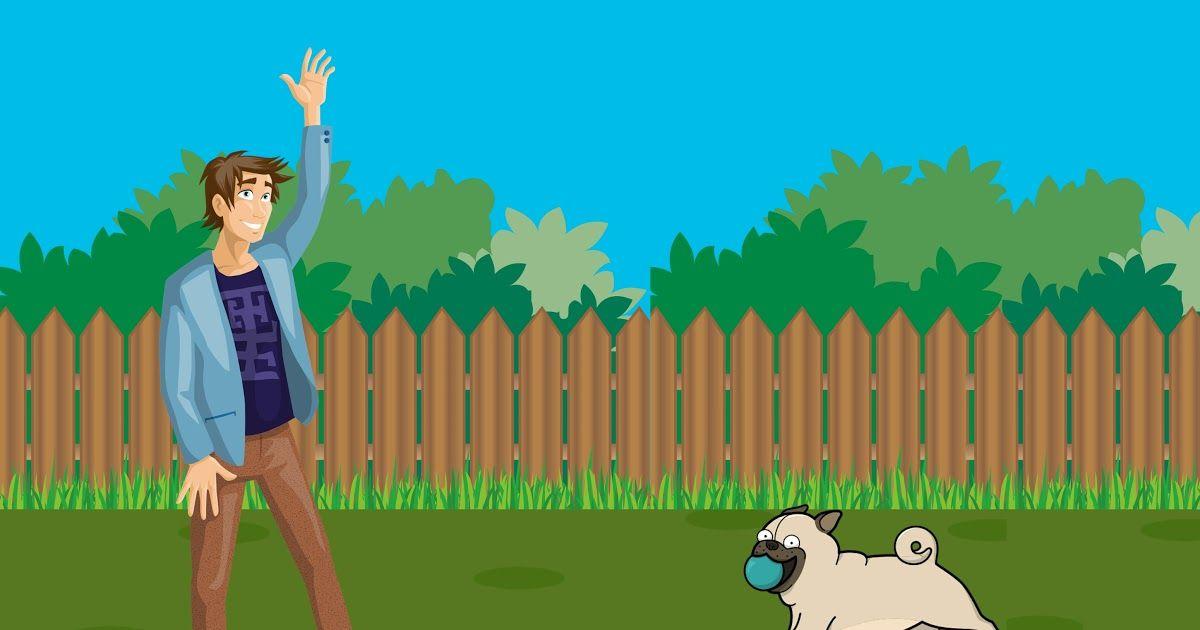 Paling Keren 30 Gambar Kartun Di Taman Gambar Anjing Taman Berlari Manusia Membelai Bermain Download 50 Gamb Gambar Anjing Anjing Bulldog Anak Anjing Lucu