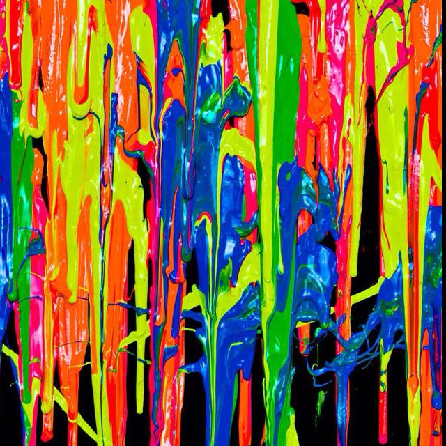 Colorfull Colors Pinterest