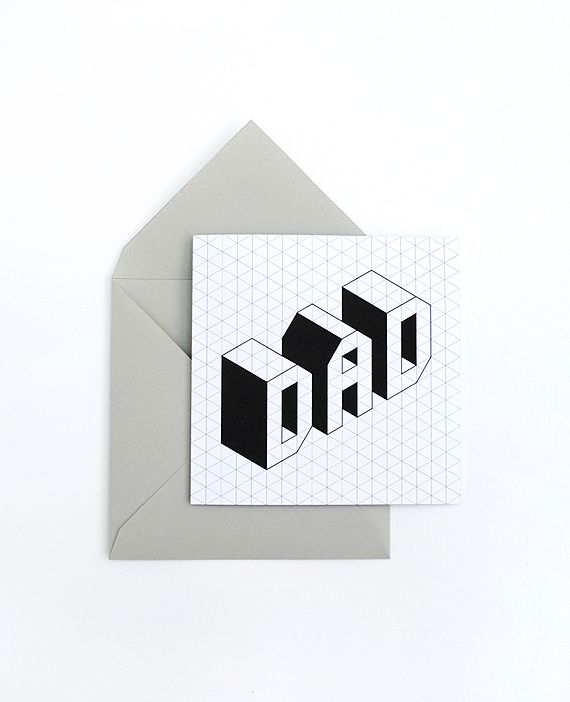 Printables Fonts, Fatheru0027s day and Dads - free isometric paper