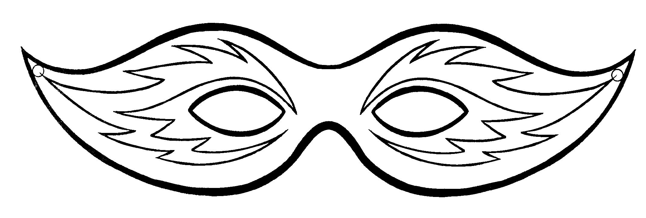9eef348ba Moldes de máscara de carnaval | moldes | Mascaras de carnaval ...