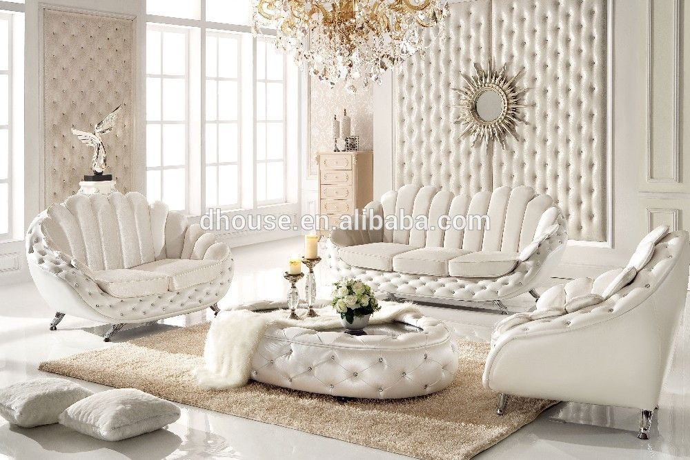 2018 New Classic Furniture Luxury Italian White Fabric Sofa Sets Al028 Buy Classic Comfortable In 2020 Luxury Furniture Sofa New Classic Furniture Classic Furniture