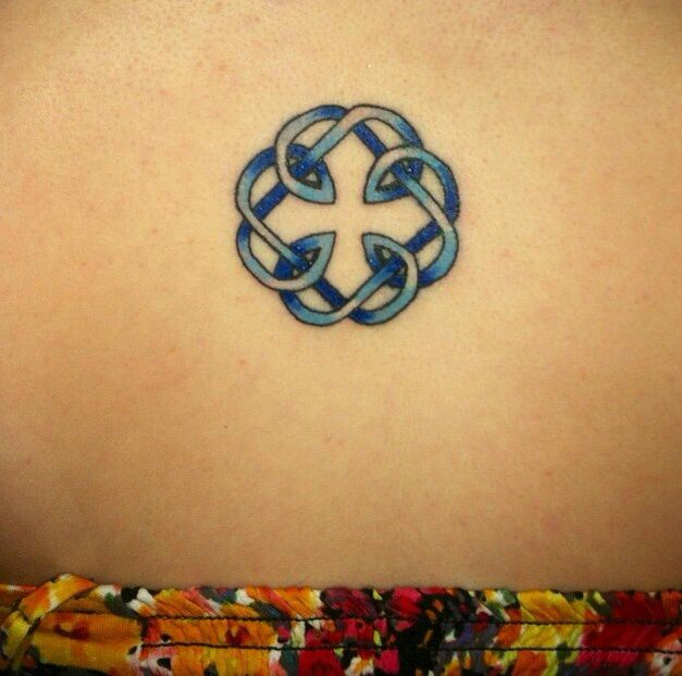 Daddy And Daughter Tattoo The Symbol For The Bond Between The