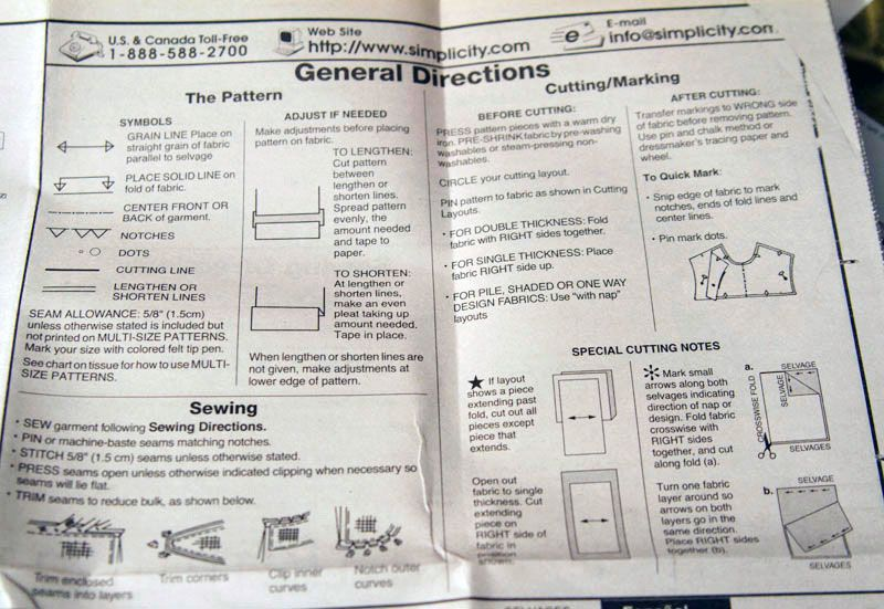 How to Read + Prepare Sewing Patterns, from Mary Abreu | Sew Mama Sew | Outstanding sewing, quilting, and needlework tutorials since 2005.