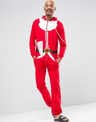 8c05956d2 Men Holidays Santa Onesie - Great Christmas gift ideas for him ...