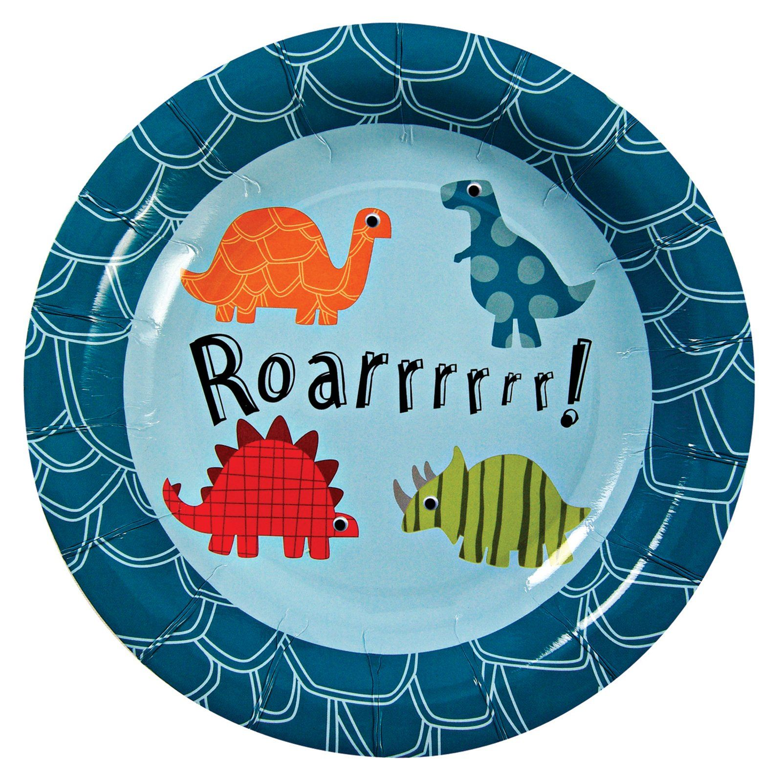 Dino themed paper plates  sc 1 st  Pinterest & Little Dino Dinner Plates | Party stores and Dinners