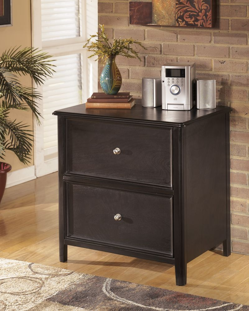 Carlyle File Cabinet   Filing cabinet, Furniture, Ashley ...