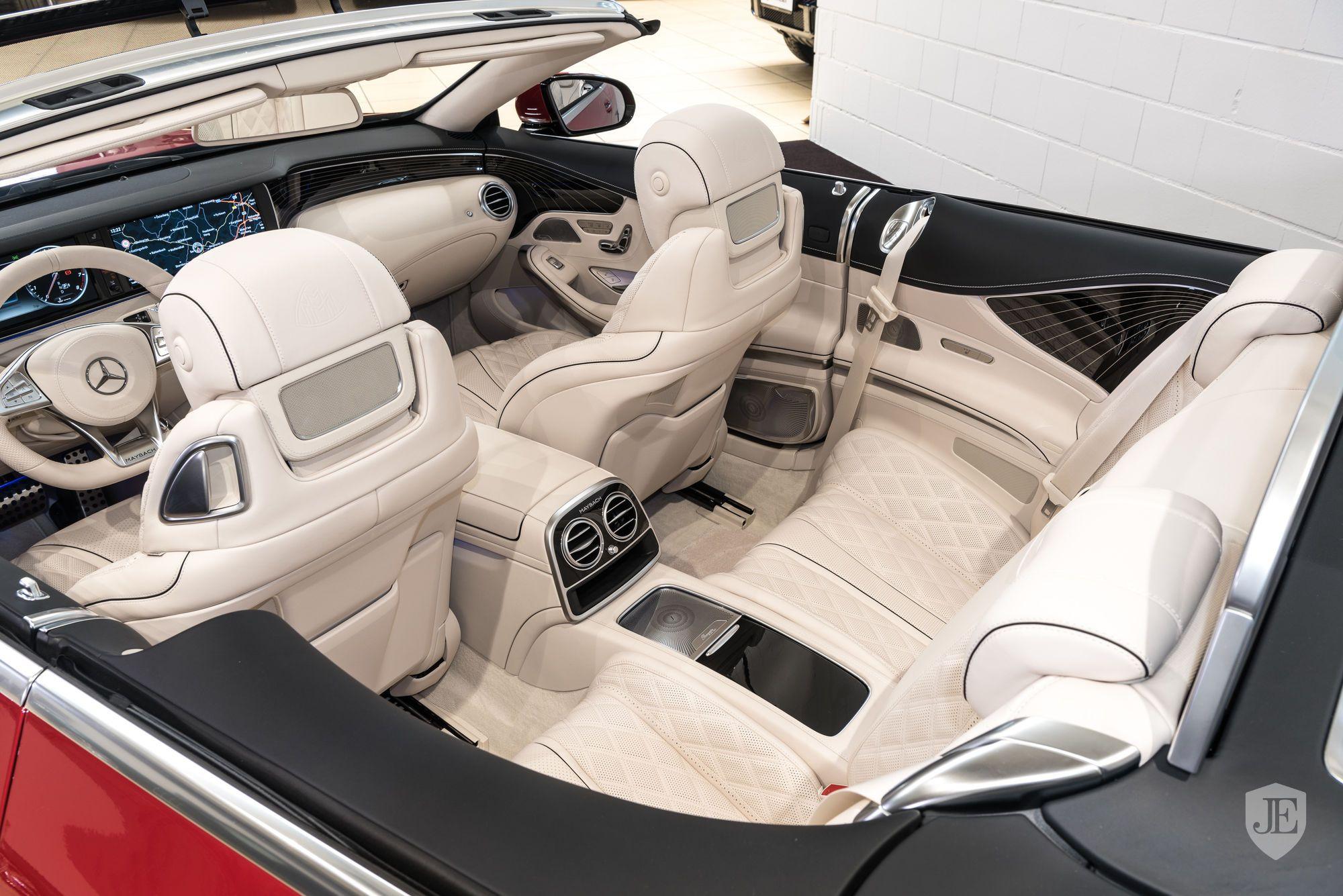 2017 Mercedes Benz Mercedes Maybach S650 Cabrio In Neumarkt In Der