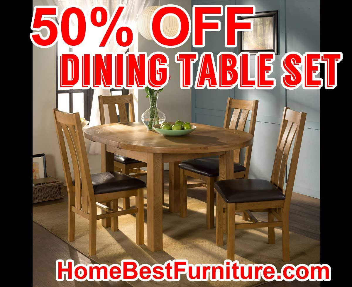 Sale Discount Kinsale Square Extending Dining Table And Chairs