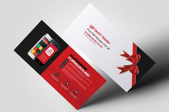 Mobile App Business Gift Voucher Business Gifts Card Making Designs Gift Vouchers