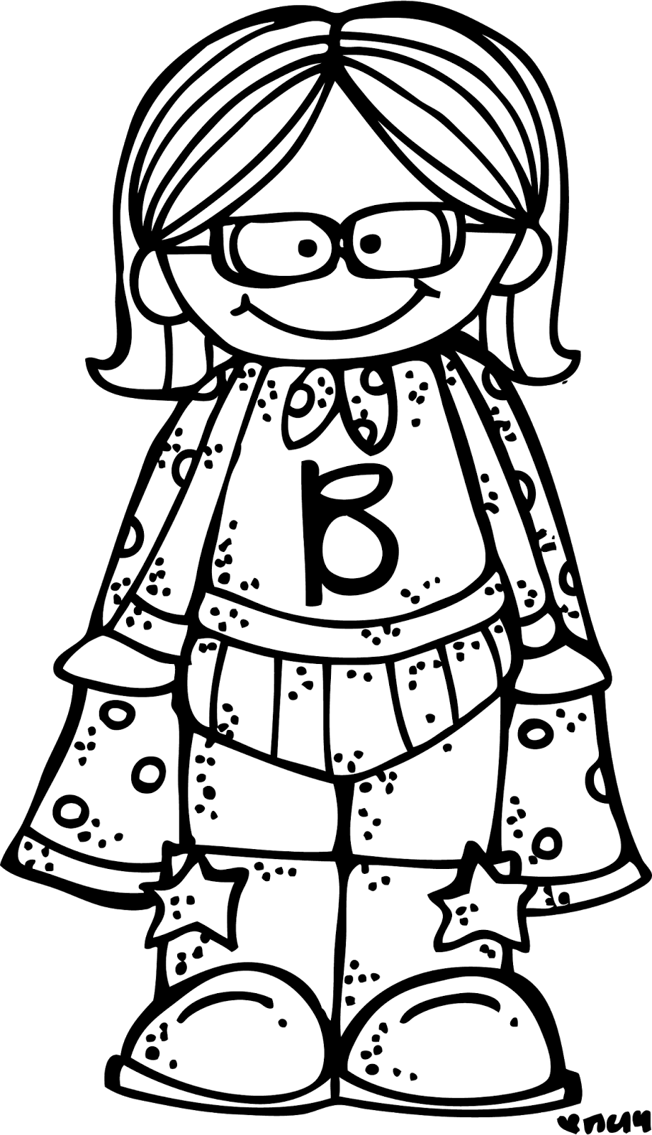 Melonheadz Illustrating Meet Baylee!!! I love this website