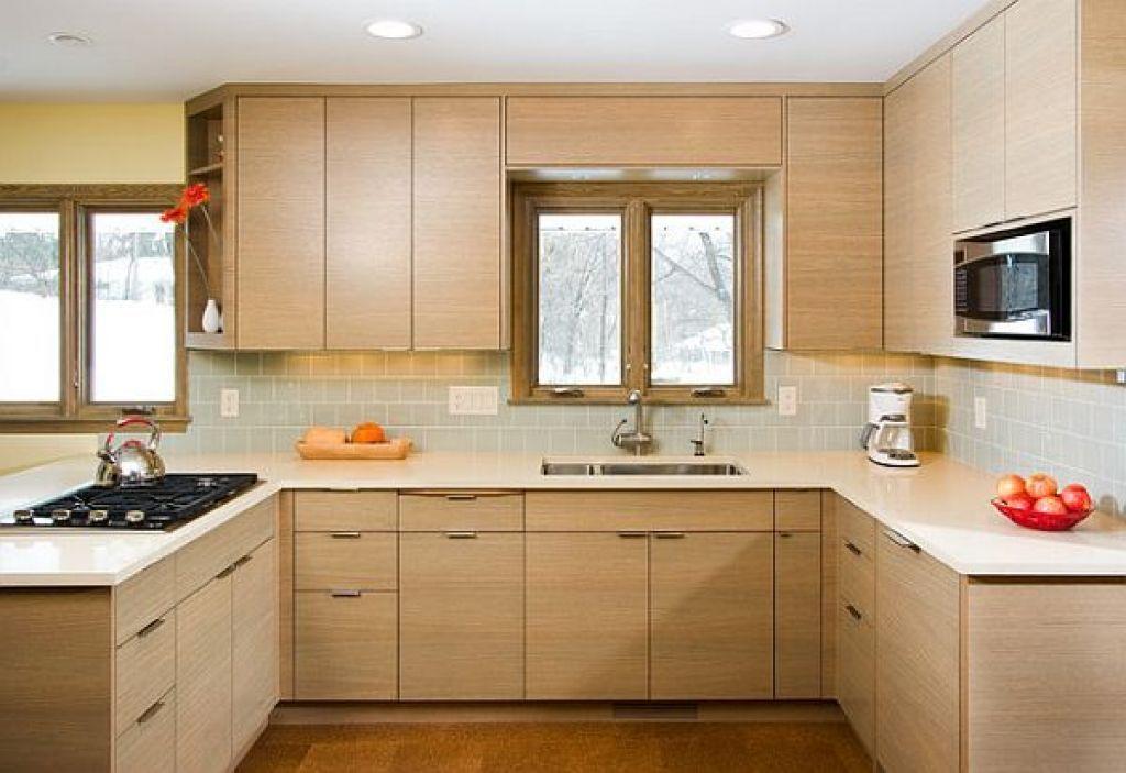 Kitchen Cabinets Kitchen Decor Custom Kitchen Modern Kitchen With Finger Pulls With Moder Simple Kitchen Design Cheap Kitchen Remodel Farmhouse Kitchen Remodel