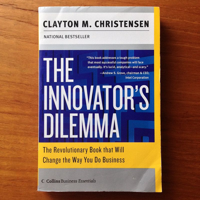 The innovators dilemma by clay christensen book notes the innovators dilemma by clay christensen fandeluxe Image collections