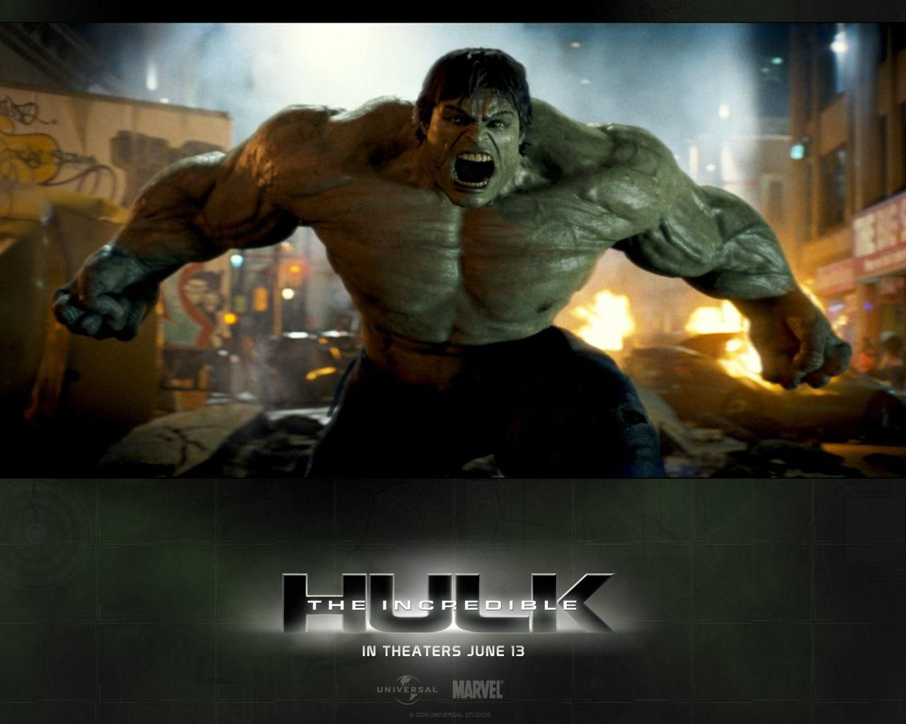 Image result for marvel incredible hulk Movie