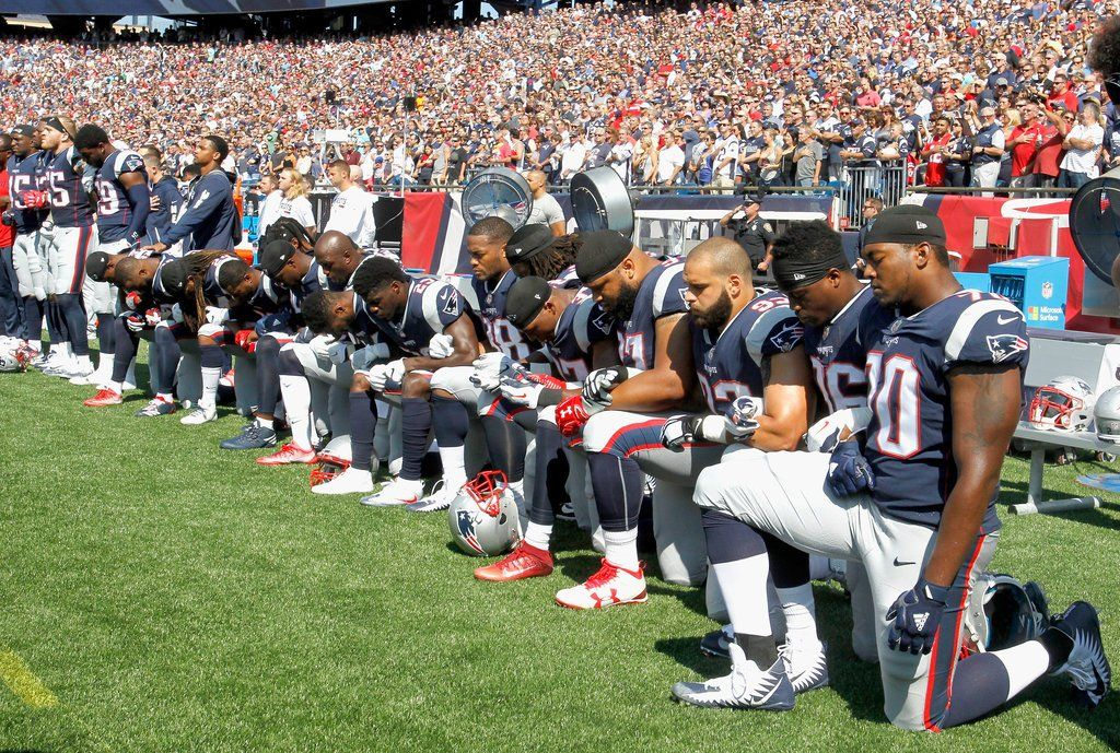 Politics Has Always Had A Place In Football Nfl Fans Players Anthem Sports