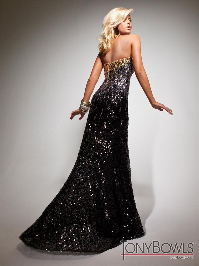 Black Dresses | Black Designer Prom Dresses 2013 | Pink Fashion ...