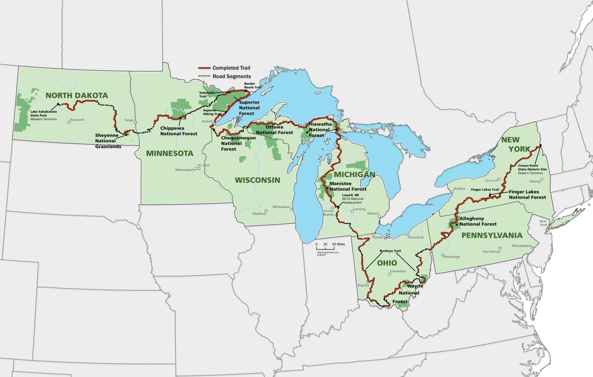 18 Best North Country Trail images | Camping, Hiking, Destinations