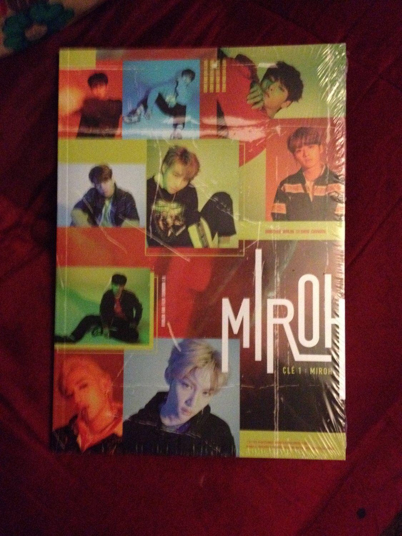 Stray+Kids:+MIROH+(MINI+ALBUM) #kpop #straykids | Items for