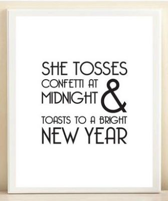 Toast to a bright new year! #NYE. #NewYears #Party | To A New Year ...