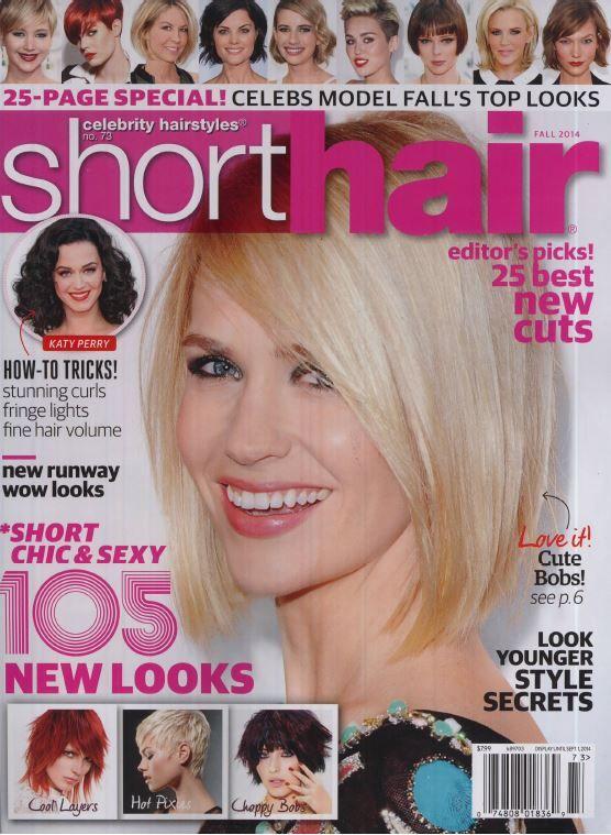 Short Hair Styles Magazine