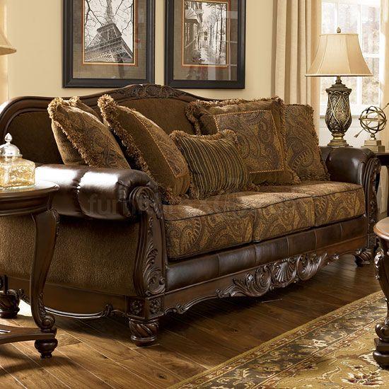 Fresco DuraBlend - Antique Sofa | Sensational Sofas | Pinterest