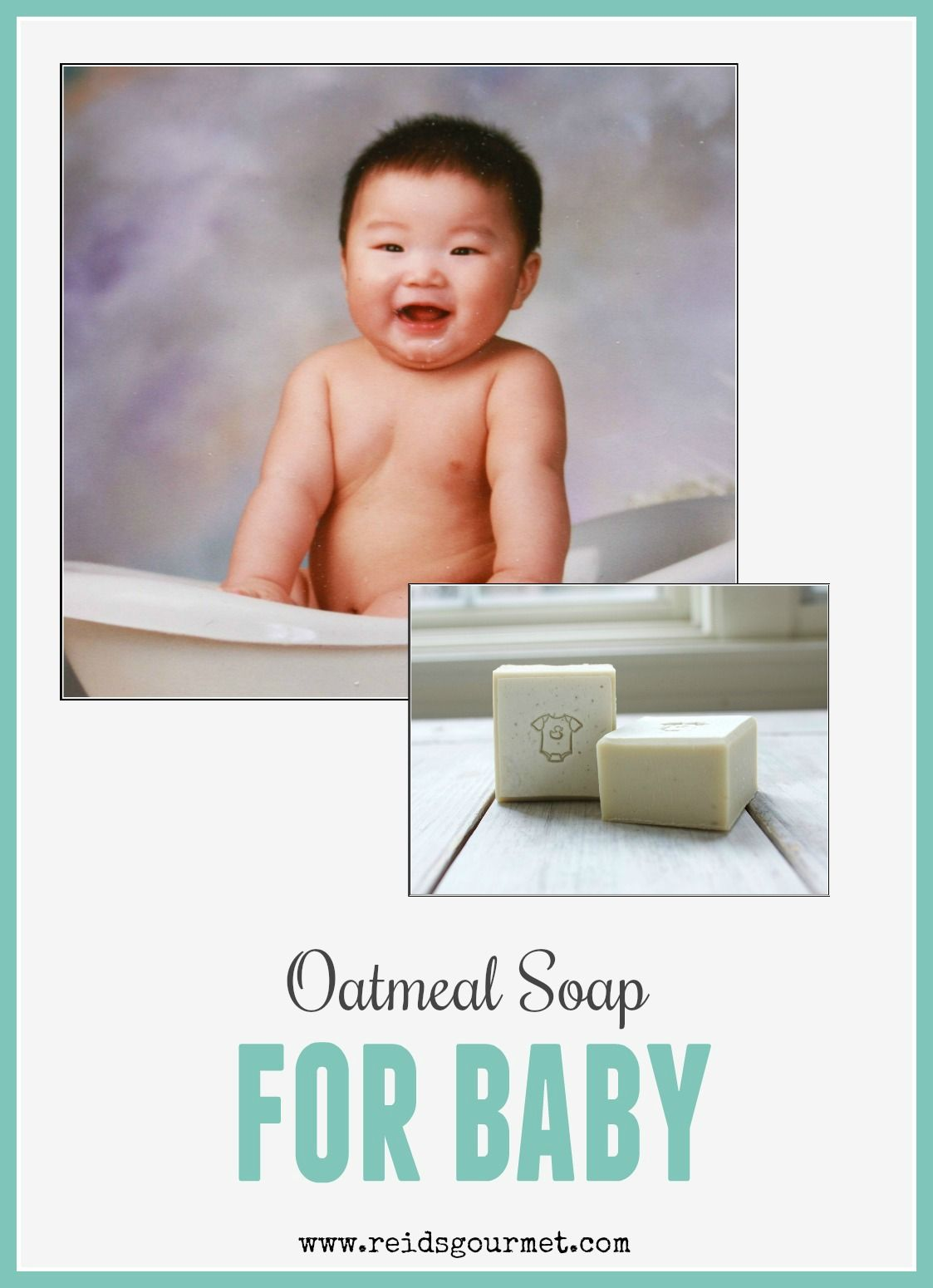 Soap without soap, or how to protect baby skin