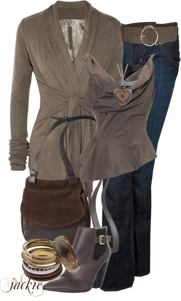 """Thoughts of Cooler Weather"" by jackie22 on Polyvore"