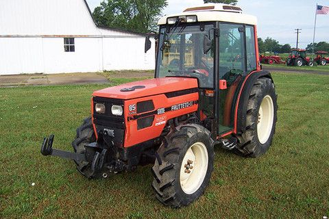 Same Tractor Silver 80 90 100 4 100 6 Workshop Repair Manual