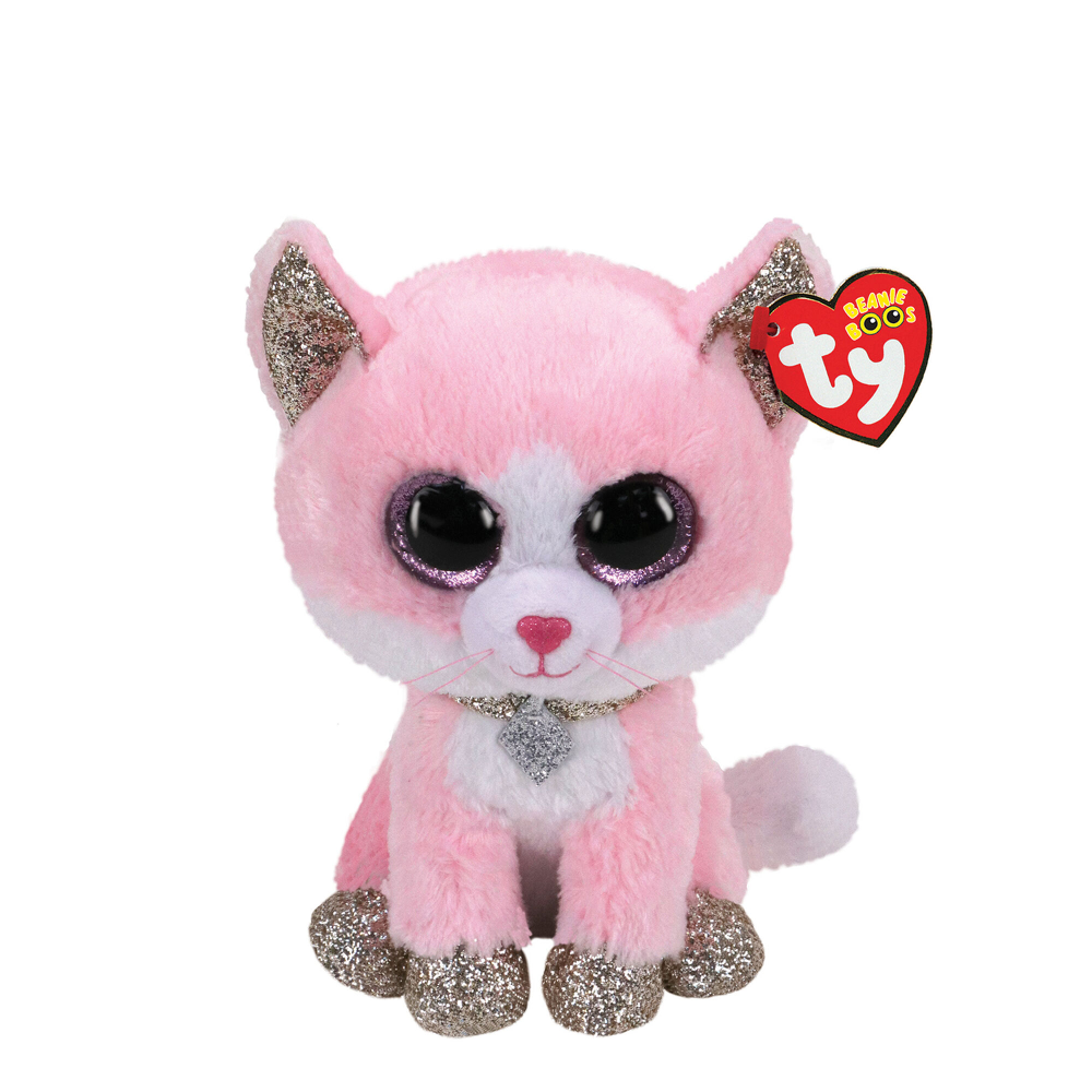 Ty Beanie Boo Small Amaya The Cat Plush Toy Claire S Us Cat Plush Cat Plush Toy Ty Beanie Boos