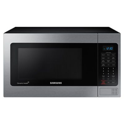 Samsung 16 Cu Ft Over The Range Microwave Fingerprint