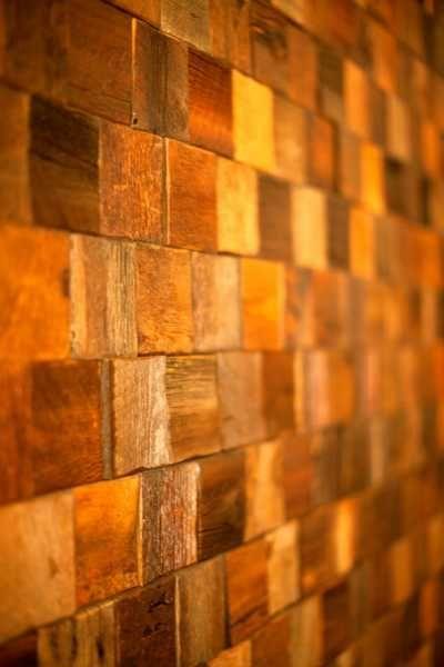 Reclaimed Wood Wall Tiles Modern Wall Decorating Ideas From Everitt Schilling Wood Wall Tiles Wood Wood Tiles Design