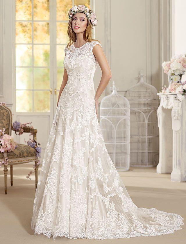 Gorgeous lace bridal gown arriving soon at our Sydney boutique ...