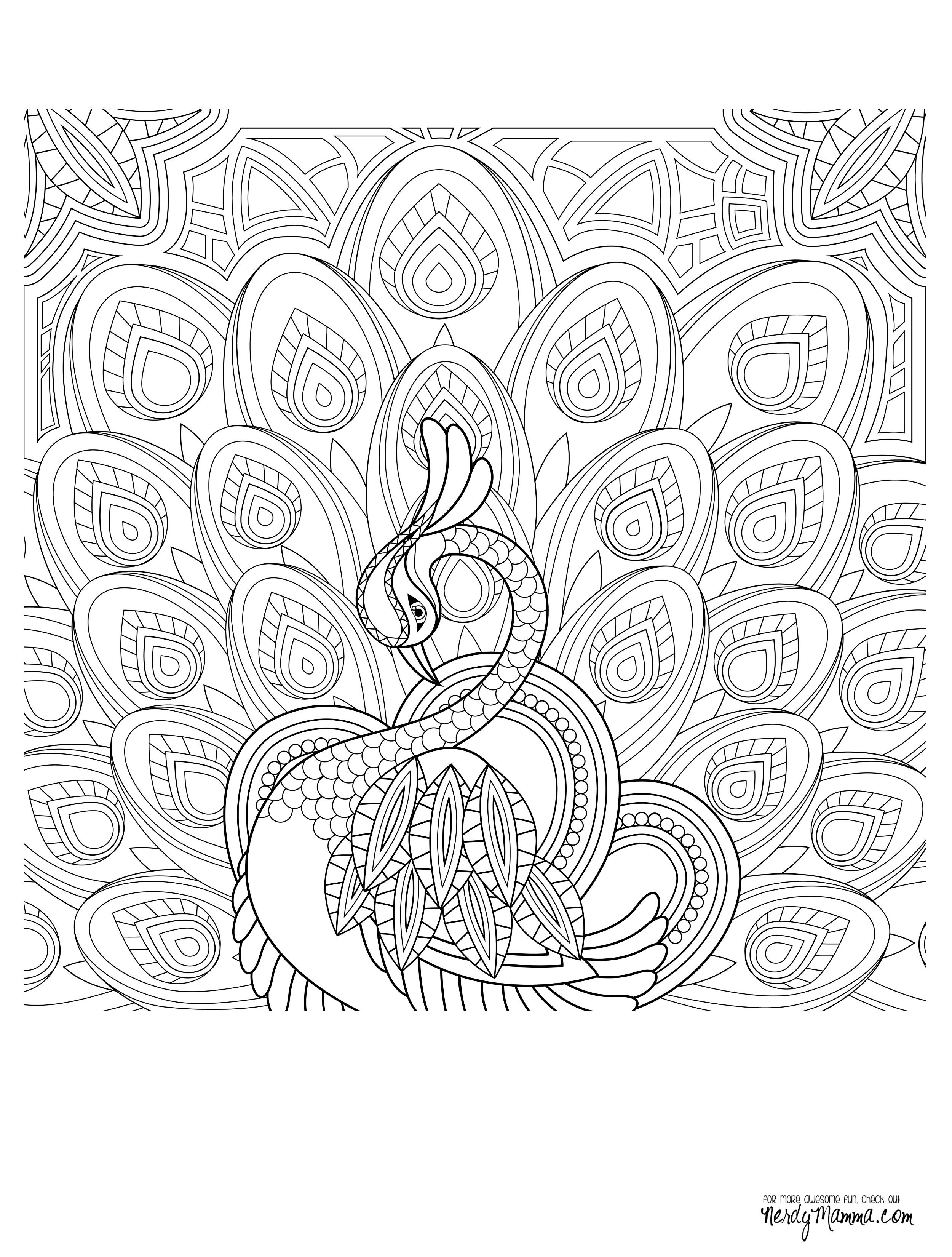 11 Free Printable Adult Coloring Pages | my bedroom | Pinterest ...