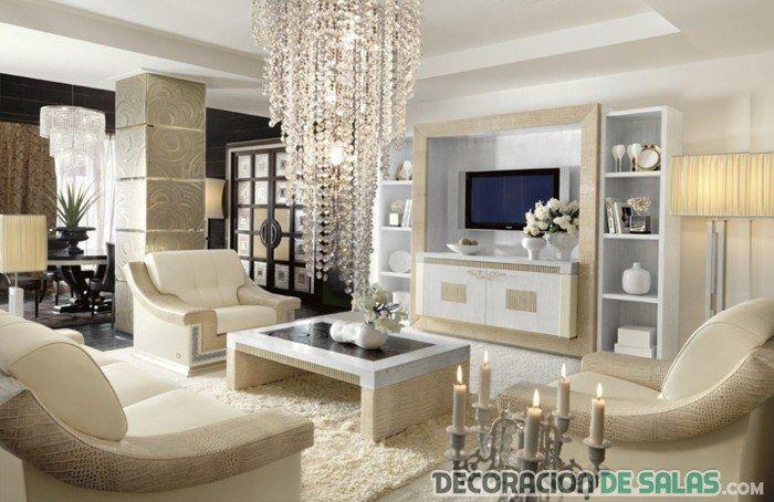 Decoracion Salon Clasico