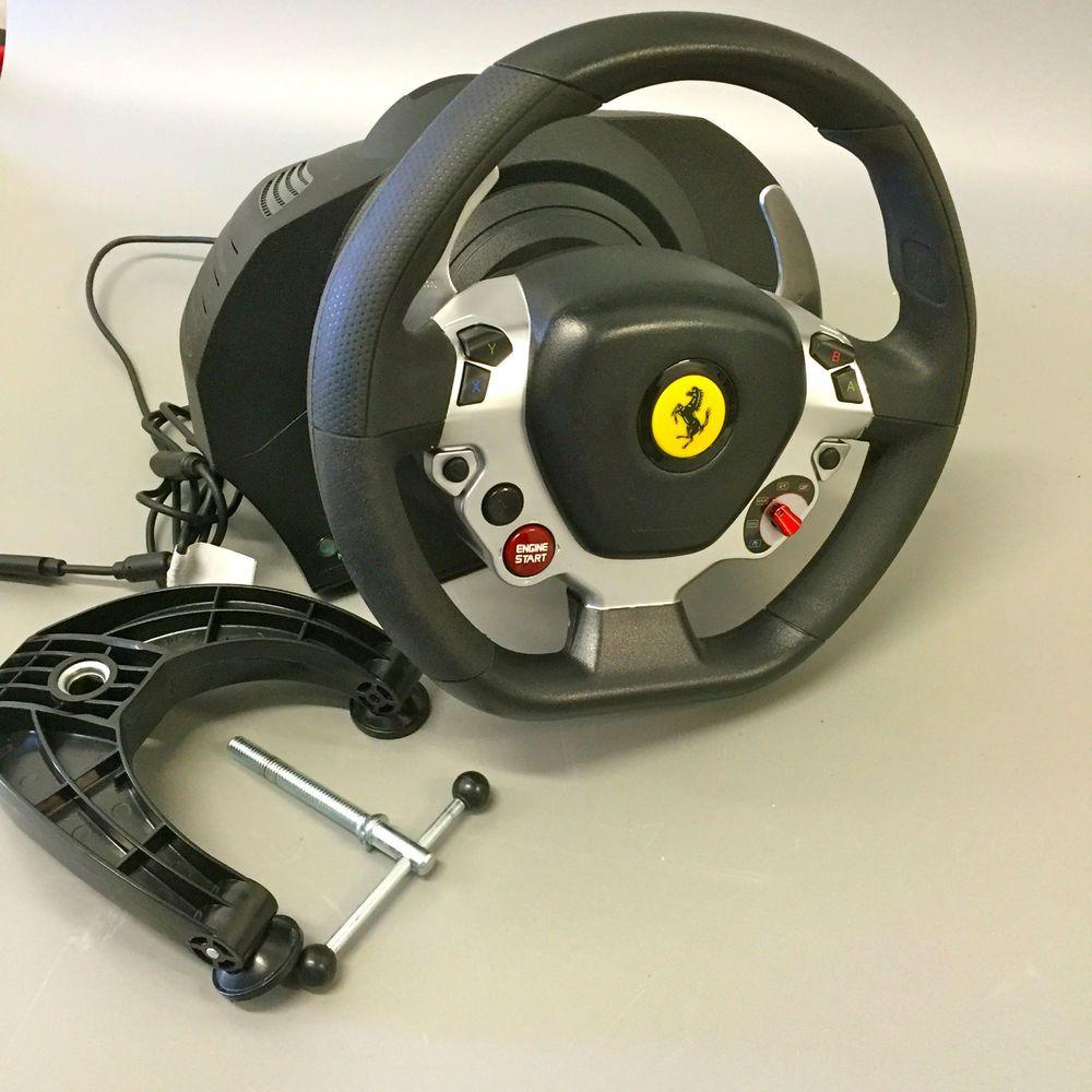 Thrustmaster Ferrari 458 Italia Edition Steering Wheel Steering