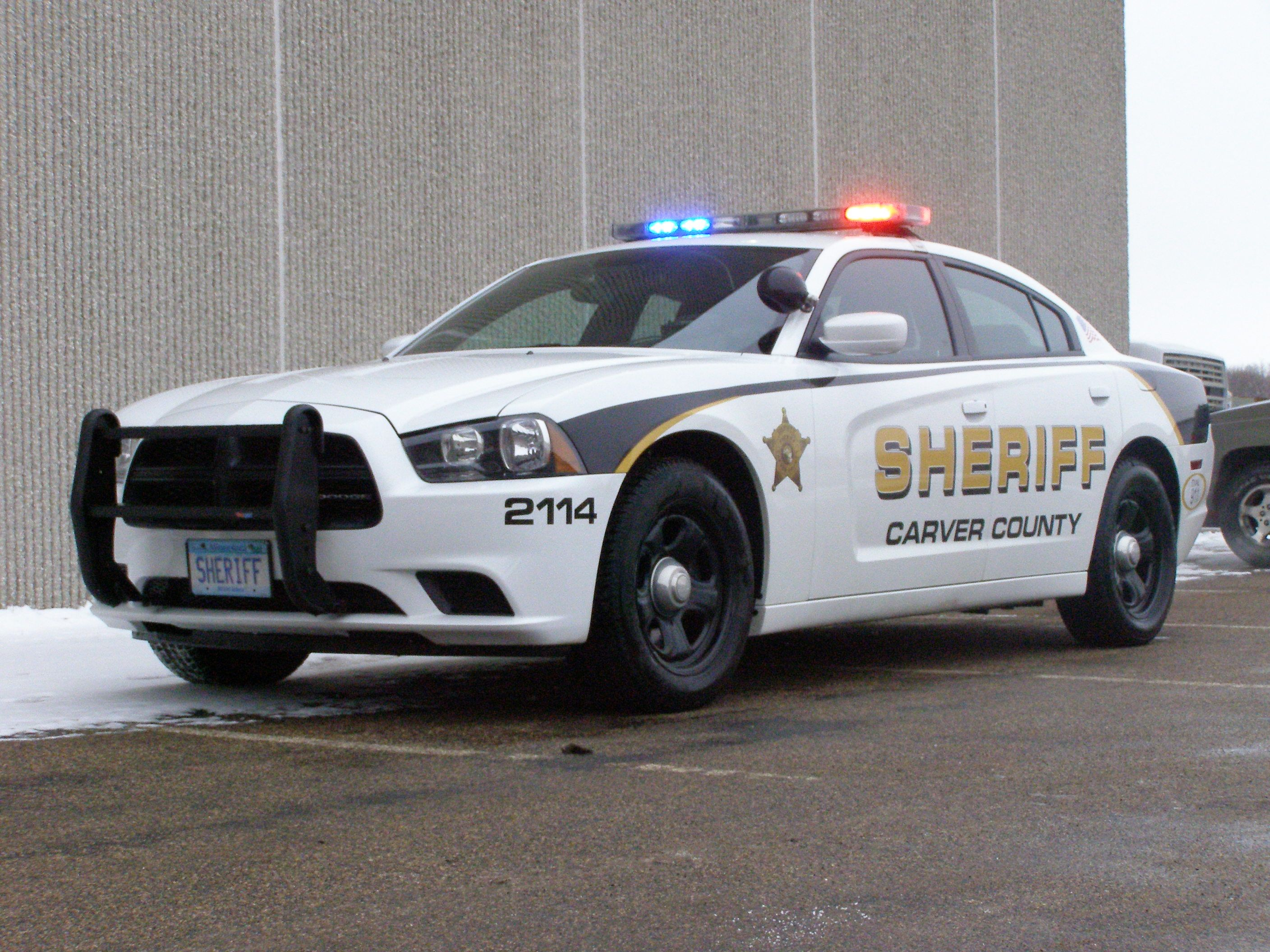 Carver County Mn Sheriff S Dodge Charger With Images Police