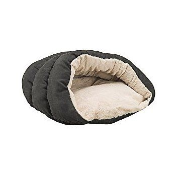Amazon Com Snoozer Cozy Cave Khaki X Large Pet Beds Pet Supplies Dog Beds For Small Dogs Hooded Dog Bed Cave Dog Bed
