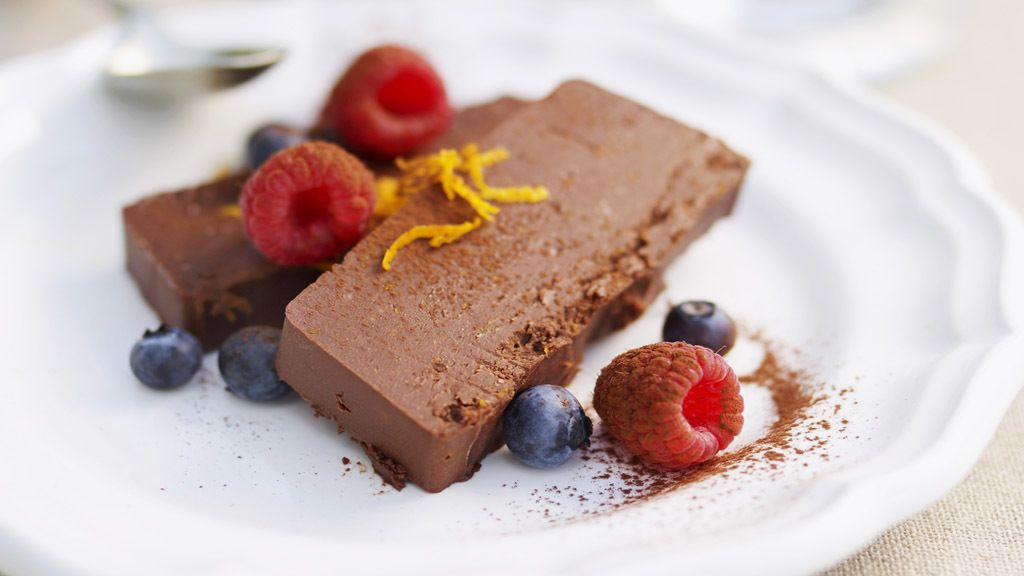 schokoladen parfait perfekt auch ohne backen s e leckereien pinterest desserts diabetic. Black Bedroom Furniture Sets. Home Design Ideas
