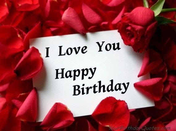 Happy Birthday Greetings – Birthday Love Greeting