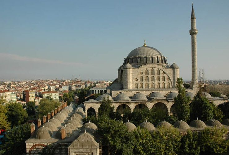 Mihrimah Mosque, Istanbul Turkey Istanbul, Istanbul