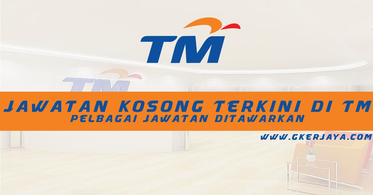 Jawatan Kosong Terkini Di Tm Career Career Home Decor Decals Malaysia