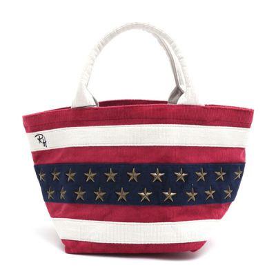 Rhc ロンハーマン トート バッグ Ron Herman Stars スタッズ 鞄 メンズ レディース バッグ トートバッ仕入れ 問屋 メーカー 生産工場 卸売会社一覧 鞄 メンズ レディースバッグ トートバッグ